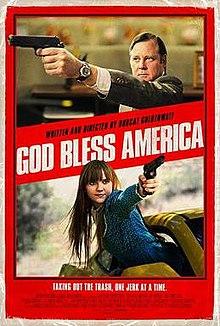 poster God Bless America (2011)