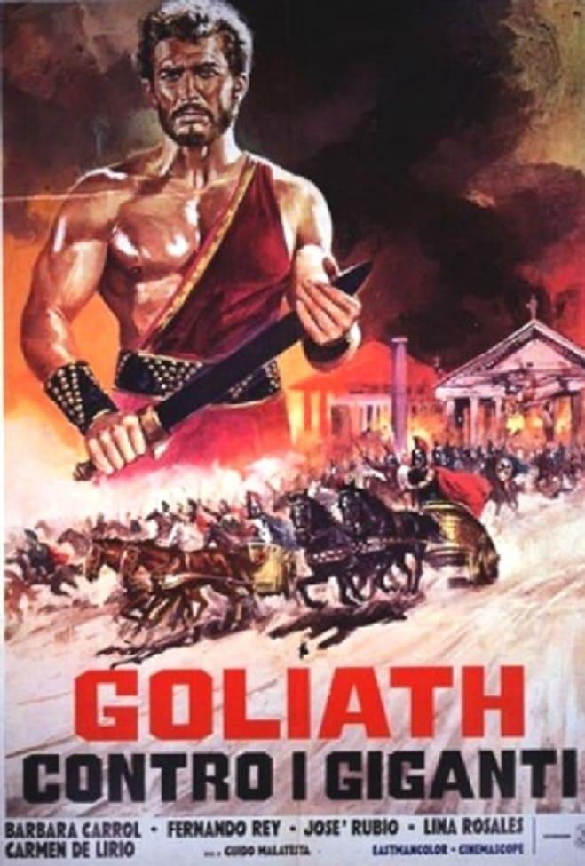 poster Goliath contro i giganti (1961)