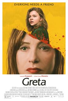 poster Greta (2018)