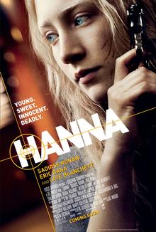 poster Hanna (2011)