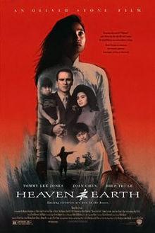 poster Heaven & Earth (1993)