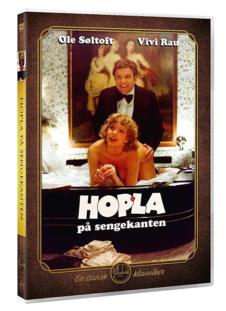 poster Hopla pa sengekanten (1976)