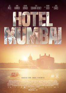 poster Hotel Mumbai (2018)