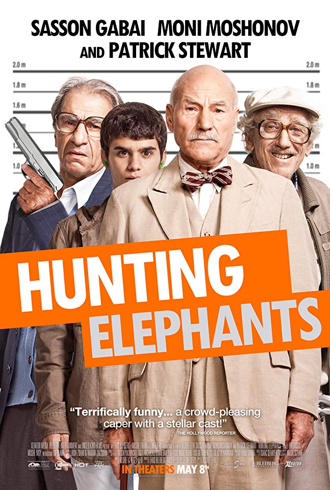 poster Hunting Elephants (2013)
