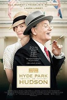 poster Hyde Park on Hudson (2012)