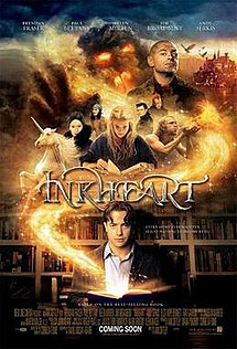 poster Inkheart (2008)