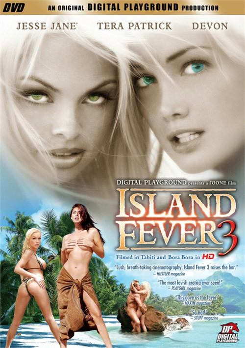 poster Island Fever 3 (2004) XXX