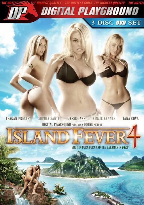 poster Island Fever 4 (2006) XXX
