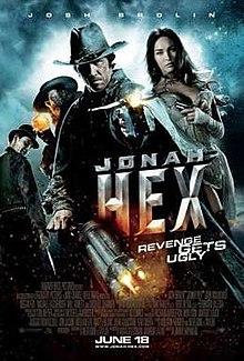 poster Jonah Hex (2010)