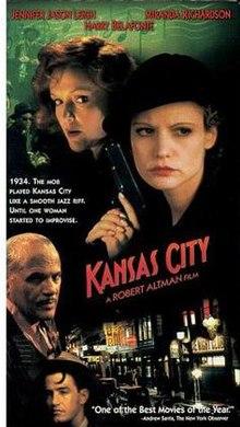 poster Kansas City (1996)