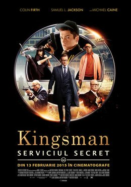 poster Kingsman The Secret Service (2014)