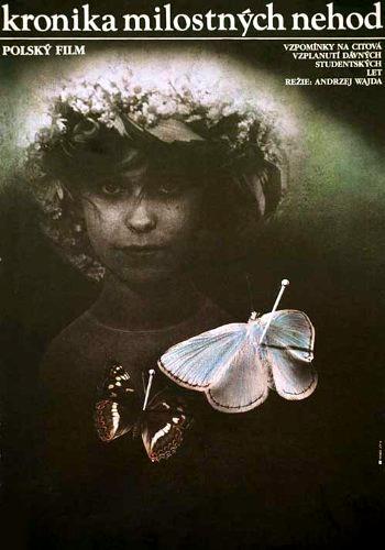poster Kronika wypadkow milosnych (1986)