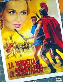 poster La Vendetta di Spartacus (1964)