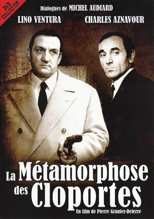 poster La metamorphose des cloportes (1965)