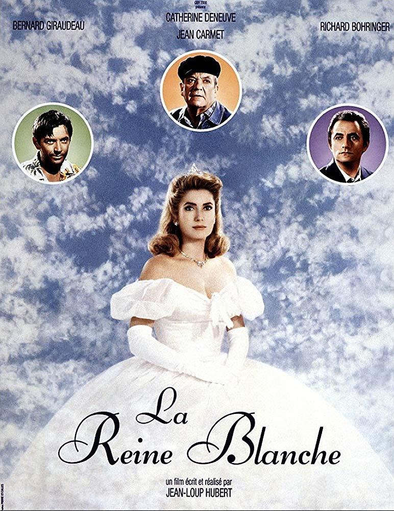 poster La reine blanche (1991)