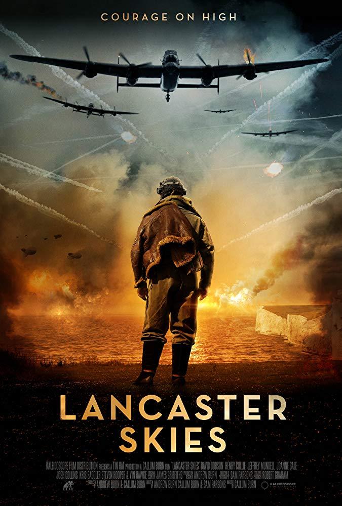 poster Lancaster Skies (2019)
