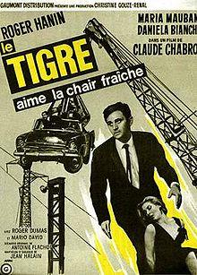 poster Le Tigre aime la chair fraiche (1964)