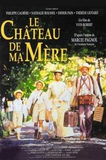 poster Le chateau de ma mere (1990)