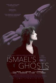poster Les fantomes d'Ismael (2017)