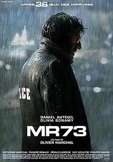 poster MR 73 (2008)