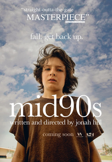 poster Mid90s (2018)