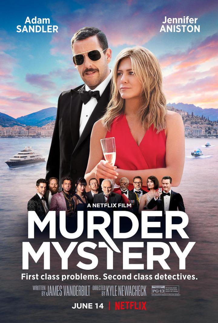 poster Murder Mystery (2019)