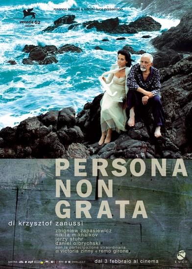 poster Persona non grata (2005)