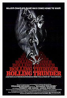 poster Rolling Thunder (1977)