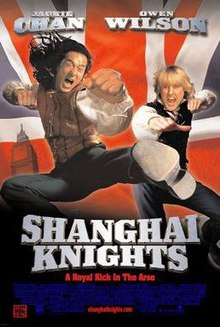 poster Shanghai Knights (2003)