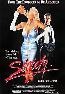 poster Society (1989)