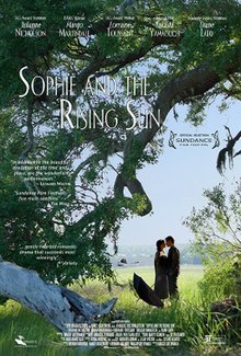 poster Sophie and the Rising Sun (2016)