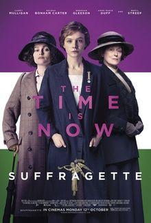 poster Suffragette (2015)
