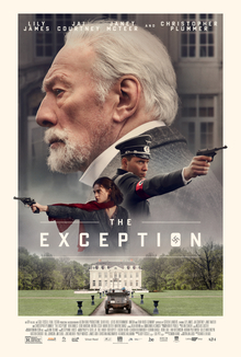 poster The Exception (2016)