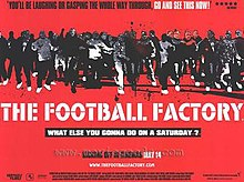 poster The Football Factory (2004)