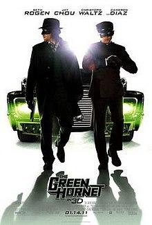 poster The Green Hornet (2011)
