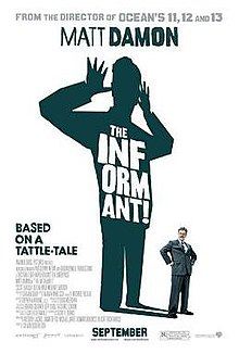 poster The Informant! (2009)