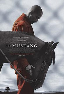 poster The Mustang (2019)