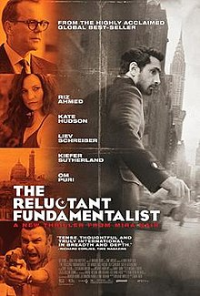 poster The Reluctant Fundamentalist (2012)