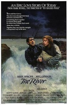 poster The River (1984)