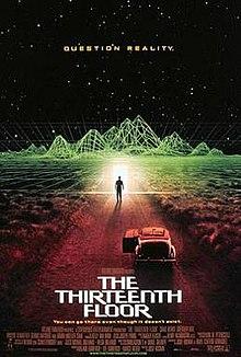 poster The Thirteenth Floor (1999)