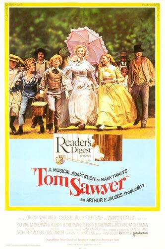 poster Tom Sawyer (1973)