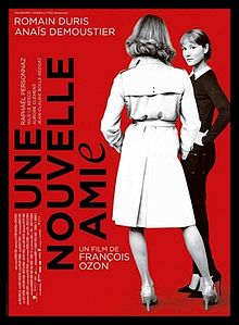 poster Une Nouvelle Amie (2014)