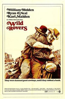 poster Wild Rovers (1971)