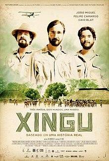 poster Xingu (2012)