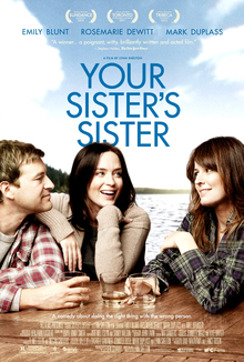 poster Your Sister's Sister (2011)