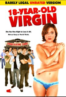 poster 18 Year Old Virgin (2009)
