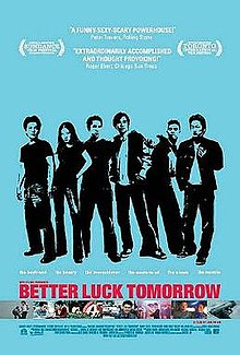 poster Better Luck Tomorrow (2002)