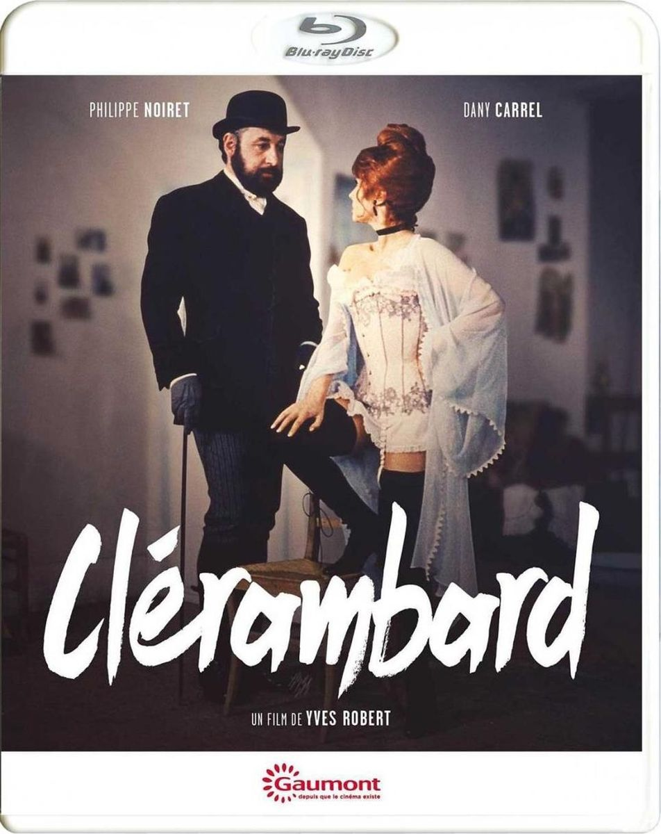 poster Clerambard (1969)