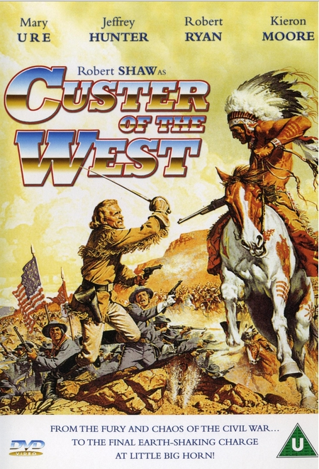 poster Custer of the West (1967)