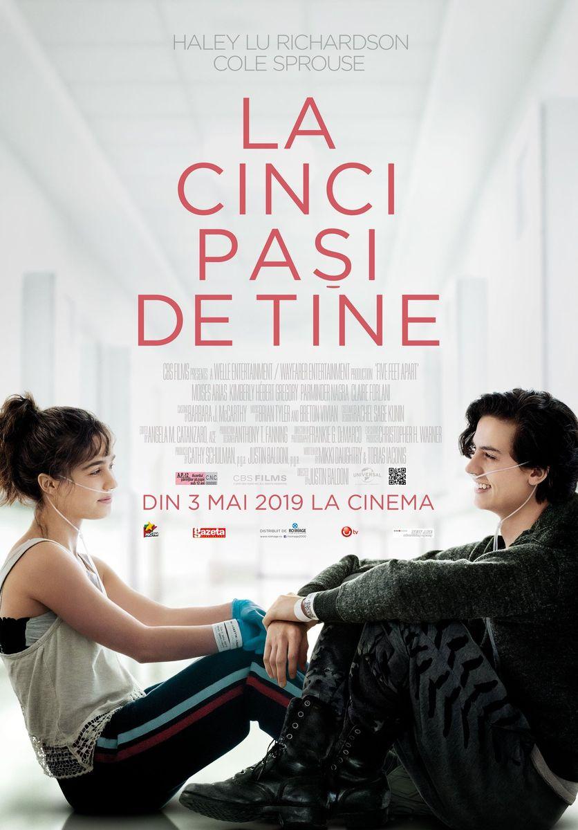 poster Five Feet Apart (2019)